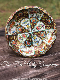 Vintage Tin Trays 2 The Tea Party Compan
