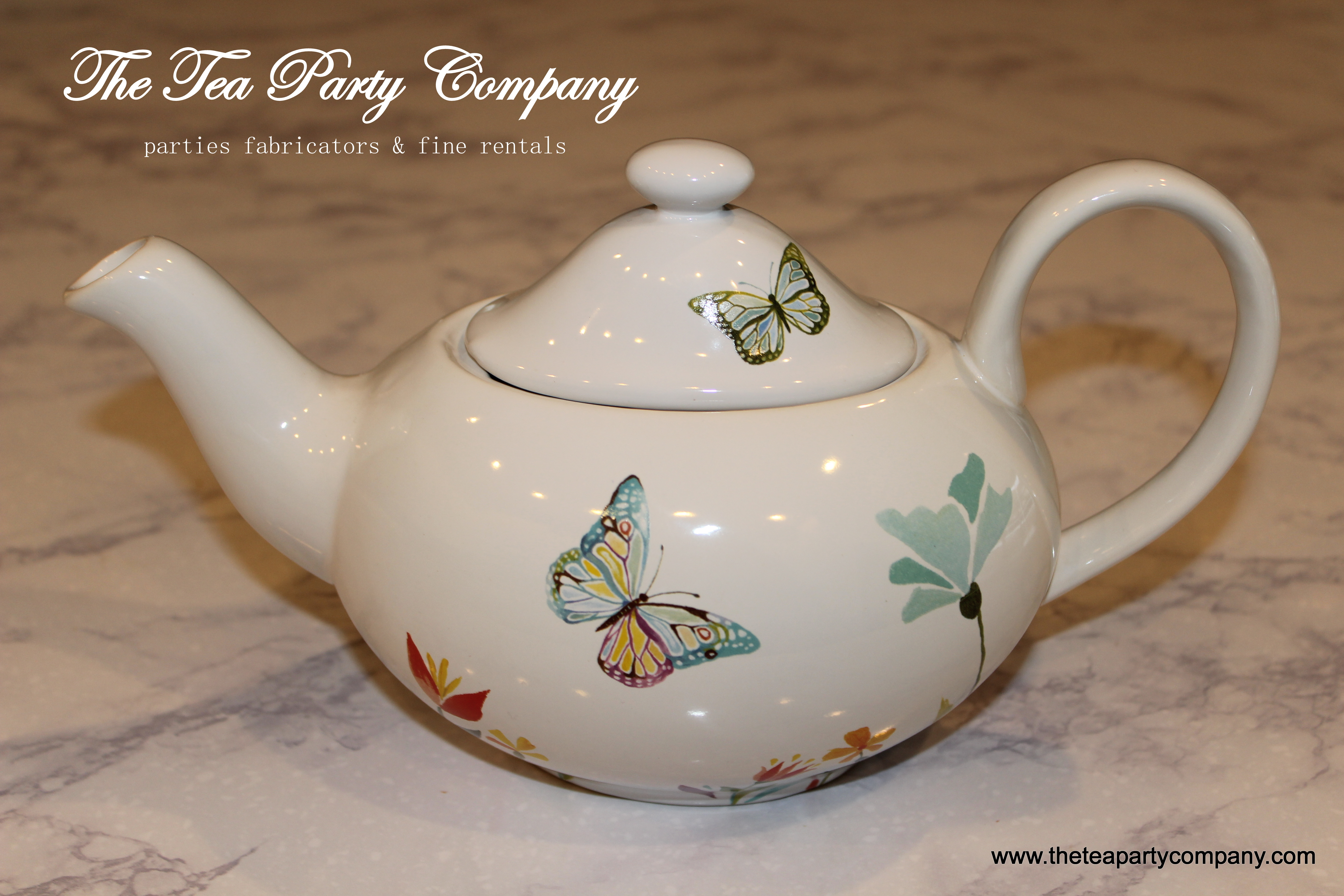 Mismatch Tea Pots The Tea Party Company (5)