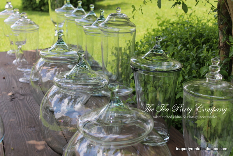 Apothecary Jars The Tea Party Company