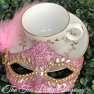 Masquerade Themed Party The Tea Party Company