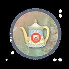 Instagram Icon The Tea Party Comapany