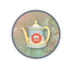 Instagram Icon The Tea Party Company