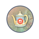 Instagram Icon The Tea Party Company