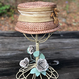 Vintage Hat Prop Retro Inspired Tea Party | The Tea Party Company | Tampa