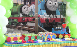 Thomas The Train Props The Tea Party