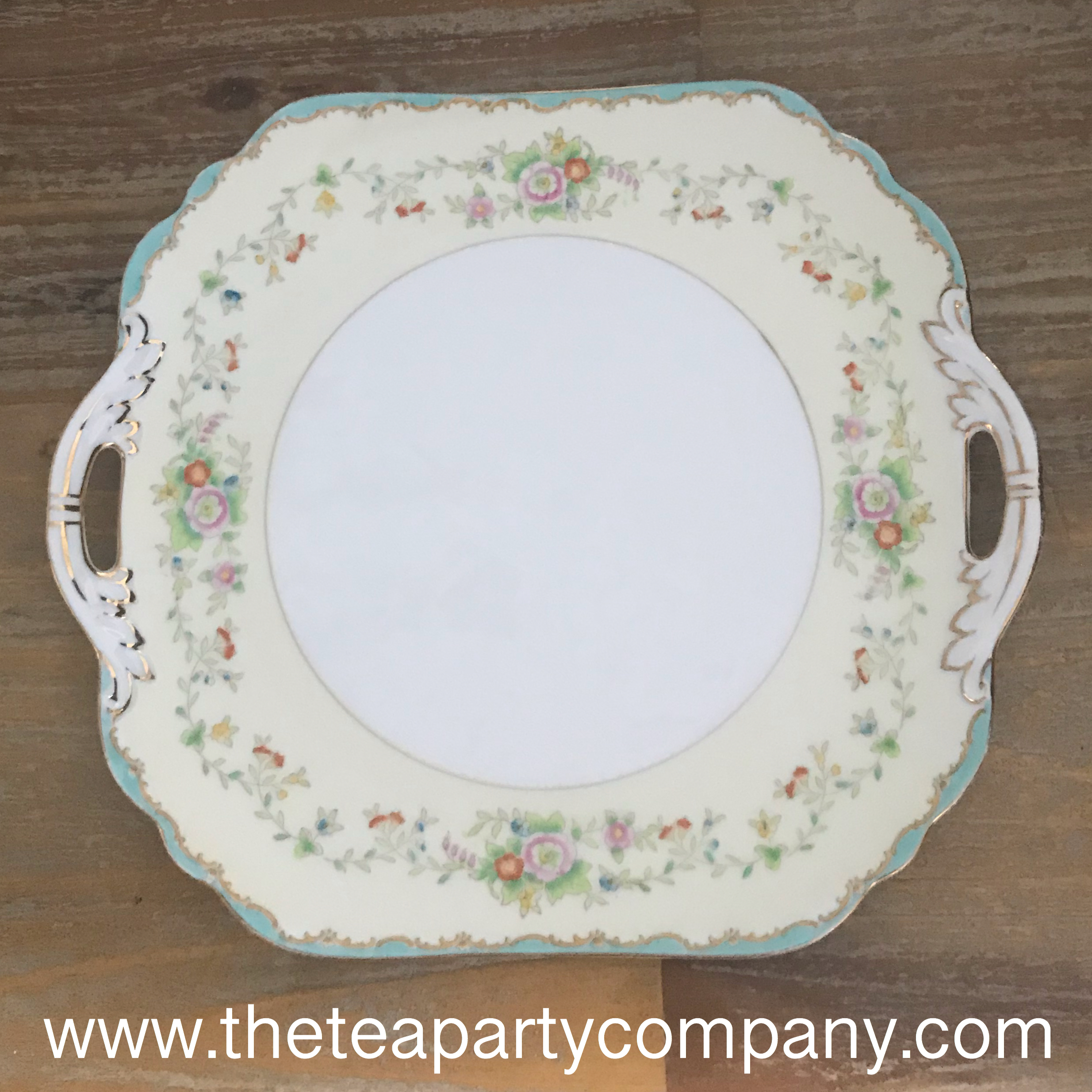Exquisite Porcelain Trays 2 The Tea Part