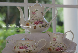 Matching Teapot Sets The Tea Party Compa