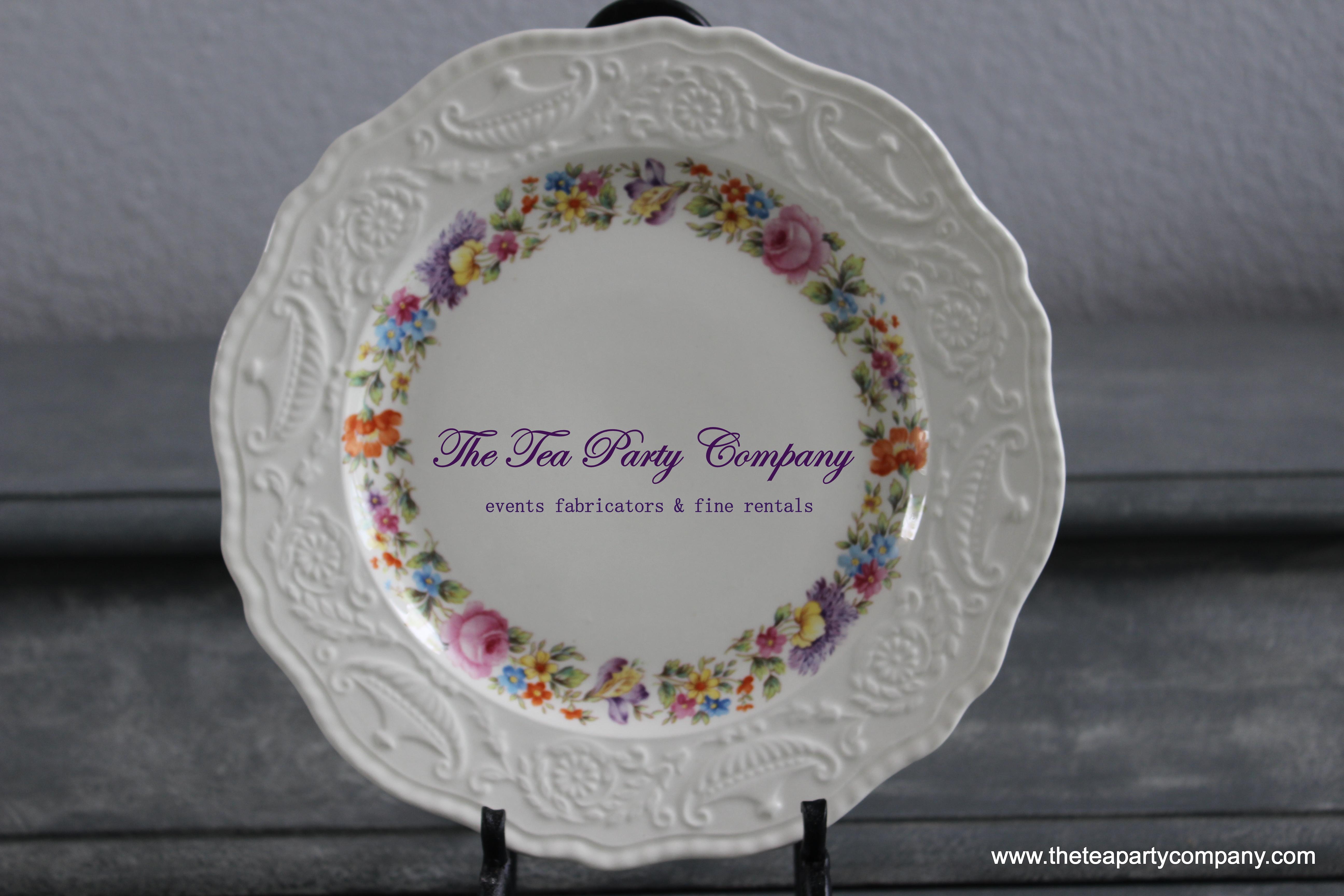 Mismatch Salad Plates The Tea Party Company (13)