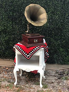 Mad Hat Tea Party Props Gramophone The T