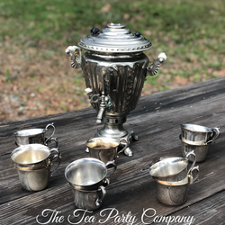 Russian Style Samovar Tea Accessories Co