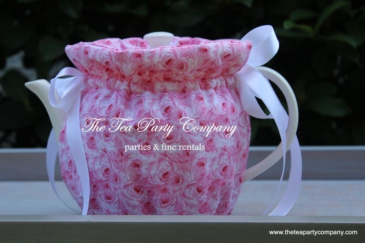 Pink Roses Cozy Collection The Tea Party