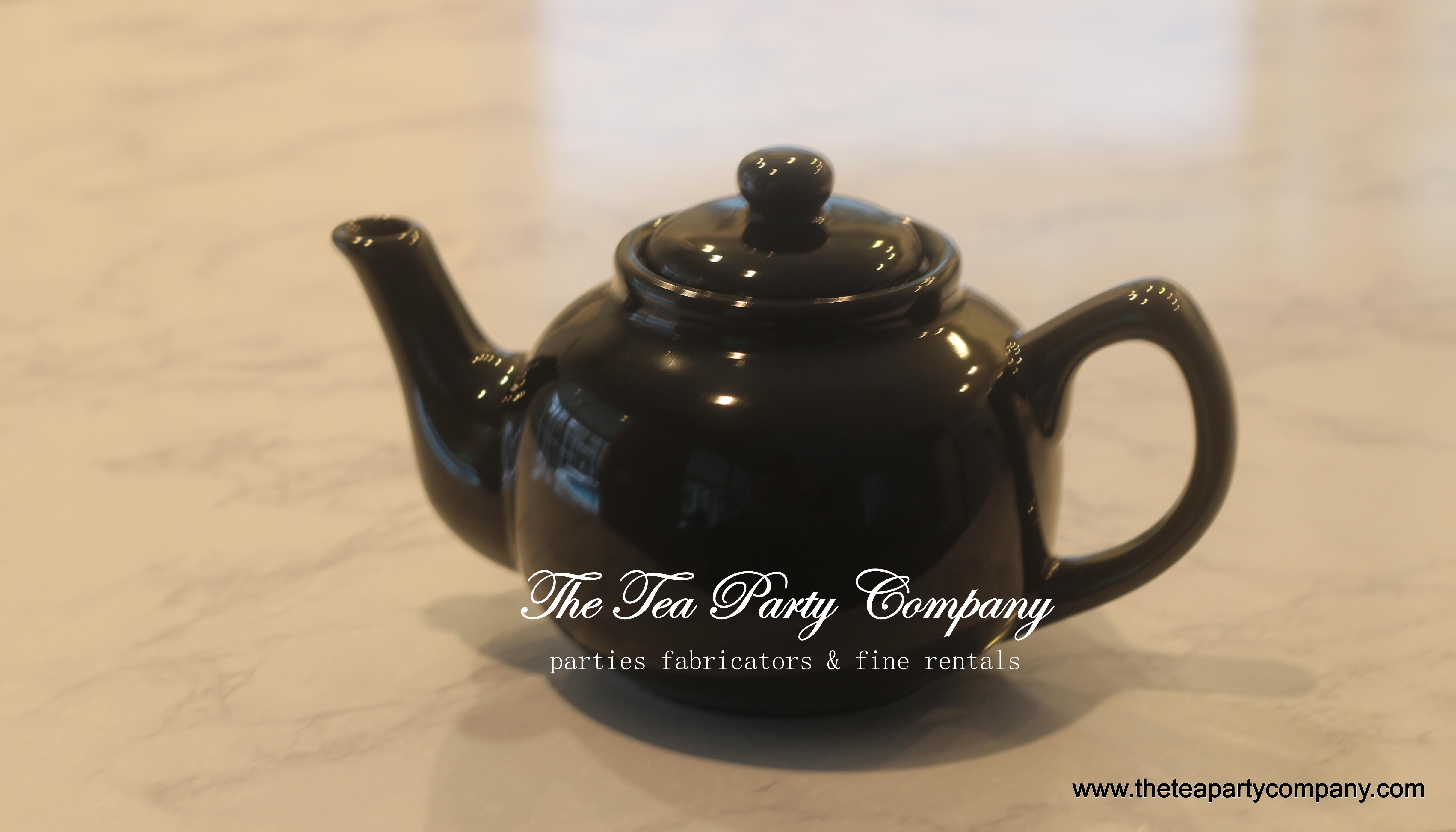 Mismatch Tea Pots The Tea Party Company (8)