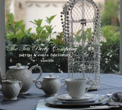 The Tea Party Company Pearls Bridal Tea Party