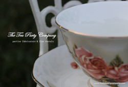 Floral Matching Tea Cup & Saucer The Tea Party Company (21)