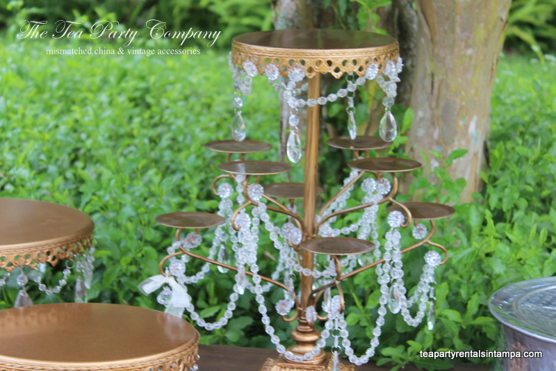 Metal Cake & Cupcake Stands The Tea Party Company