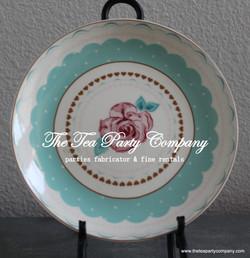 Mismatch Dinner Plates The Tea Party Company (4)