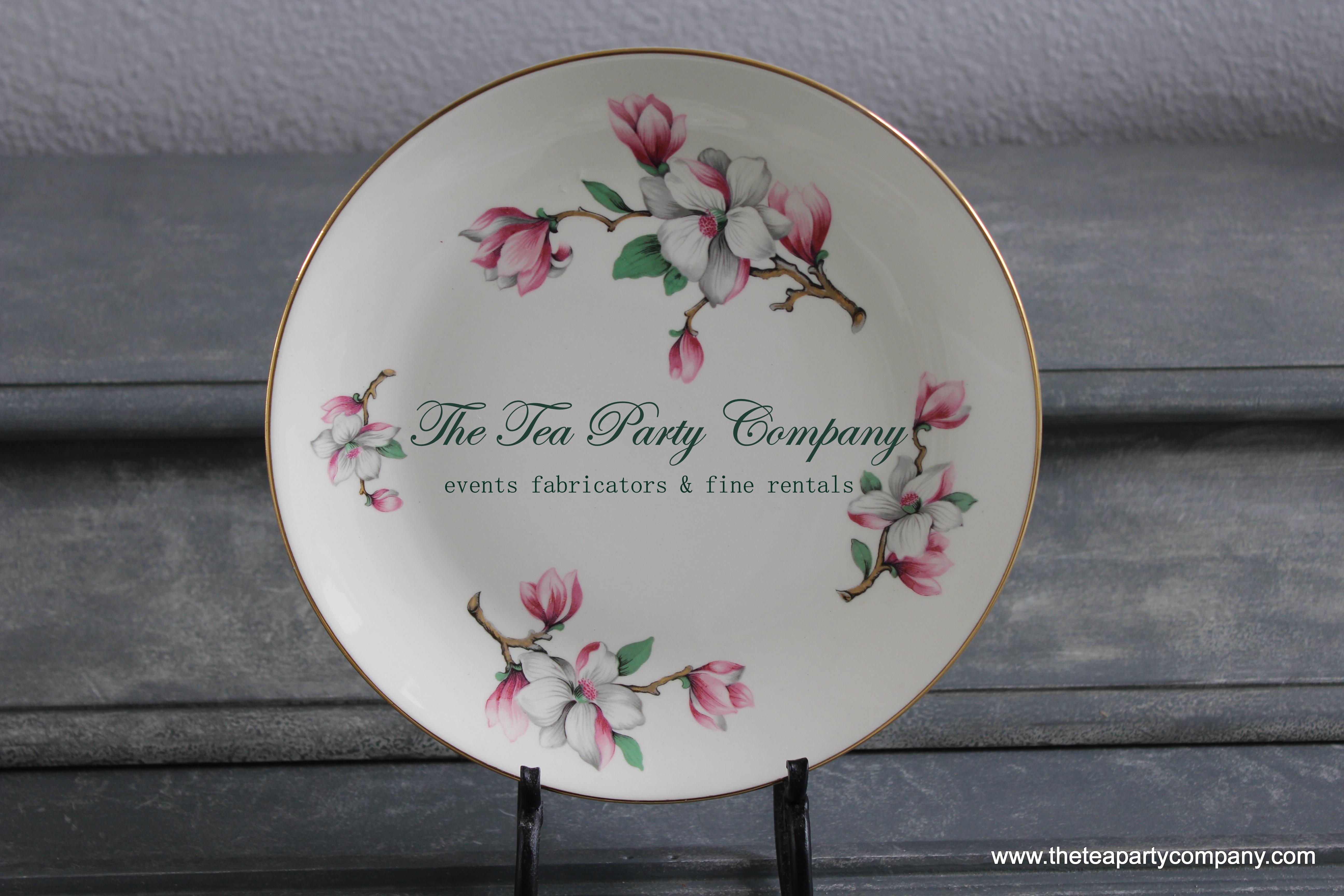 Mismatch Salad Plates The Tea Party Company (1)