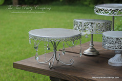 Metal Cake & Cupcake Stands The Tea Party Company (1)