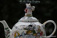 White Rabbit Tea Pot Party Prop |The Tea Party Company | Tampa