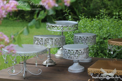 Metal Cake & Cupcake Stands The Tea Party Company (8)