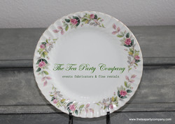 Mismatch Salad Plates The Tea Party Company (10)