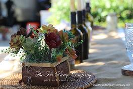 Fall Theme Birthday Party | The Tea Party Company | Tampa