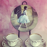 Ballerina Tea Party The Tea Party compan
