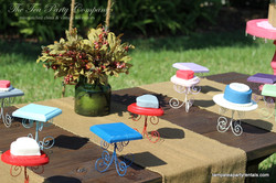 Wood Cupcake Stands