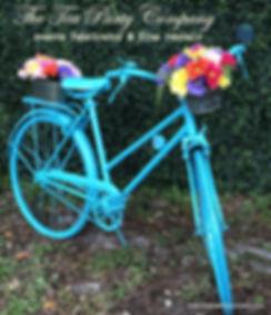 Vintage Bicycle Prop Rental the Tea Part