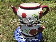 Giant Tea Pots  Props | Alice in Wonderland Tea Party | The Tea Party Company | Tampa