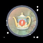 Facebook Icon The Tea Party Company