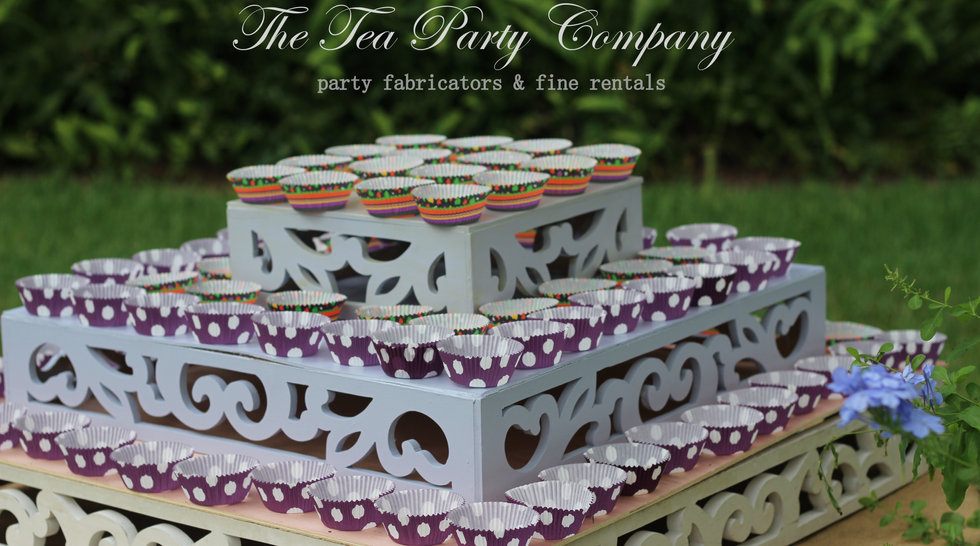 Cake Stand Scroll Design The Tea Party Company.JPG
