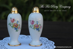 Salt & Pepper Shakers The Tea Party Company