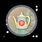 Pinterest Icon The Tea Part Company