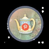 Pinterest Icon The Tea Party Company