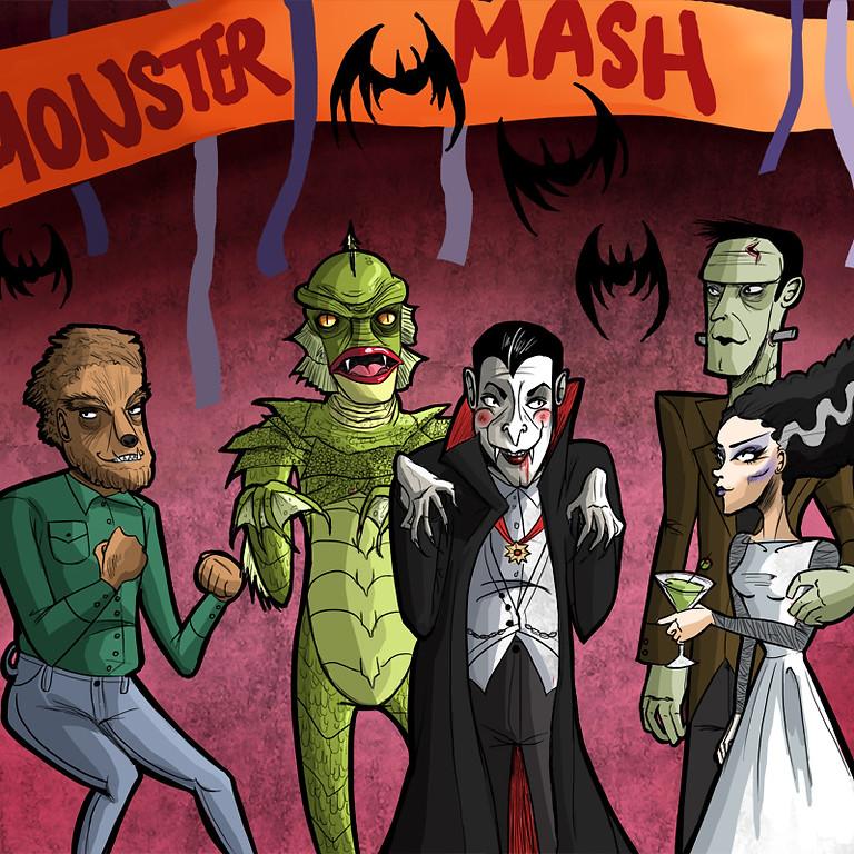 Halloween Monster Mash!