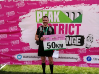 50km Peak District Challenge