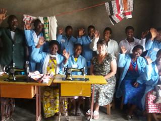 On the Congo Border