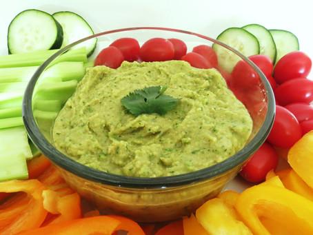 Quick n' Easy WFPB Hummus