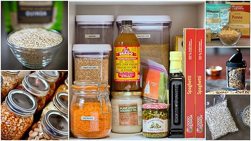 PANTRY INTERVENTION In-Home