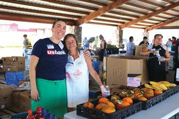 WOW Mobile Food Pantry brings free food to community