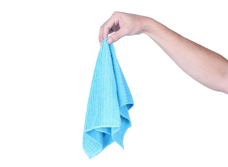 Reduce Paper & Plastic Waste with Sustainable Eco-Friendly Microfiber