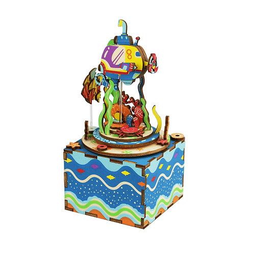 Music Box Under The Sea