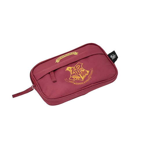 Flat Pencil Case-Harry Potter