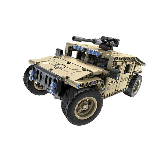 Armed Off-road Vehicle