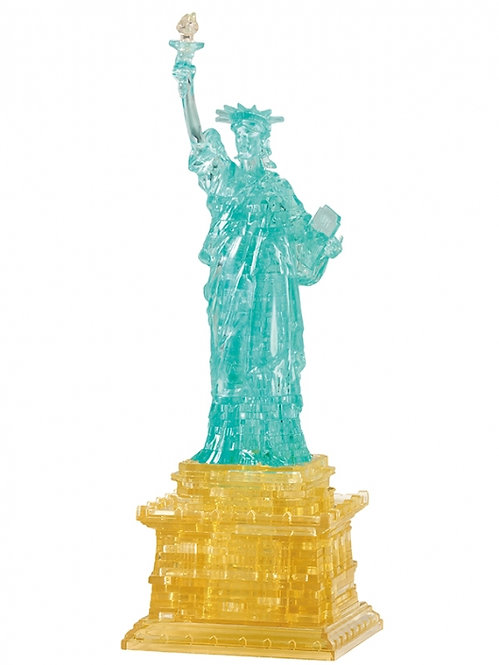 Crystal Puzzle Statue of Liberty