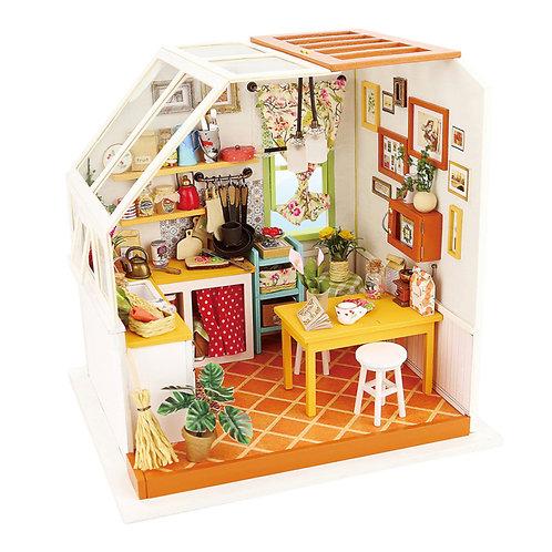 DIY Miniature House Jason's Kitchen