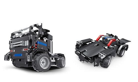 Truck & Sportscar