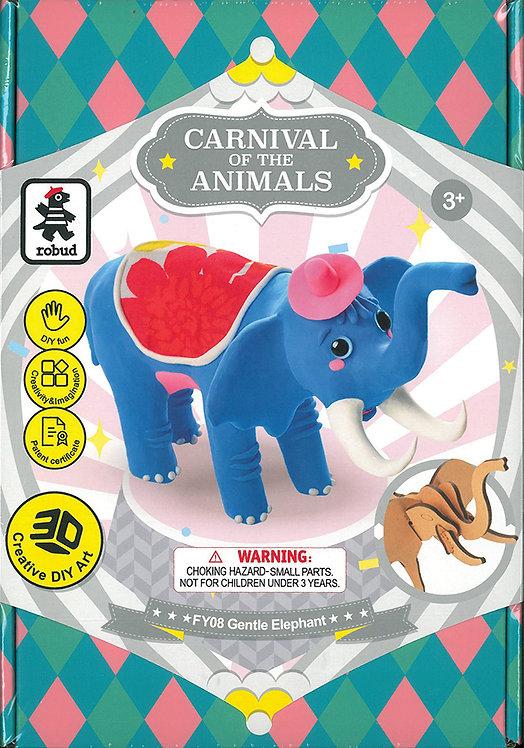 Back to Life Elephant