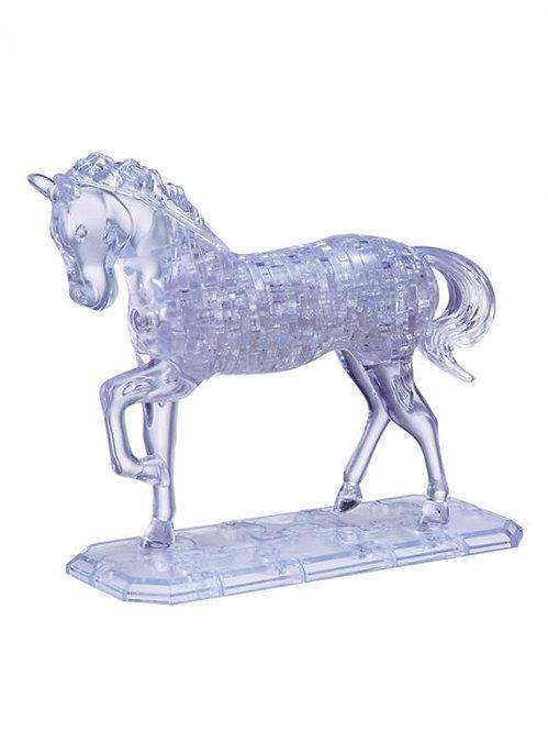 Crystal Puzzle Horse UVC
